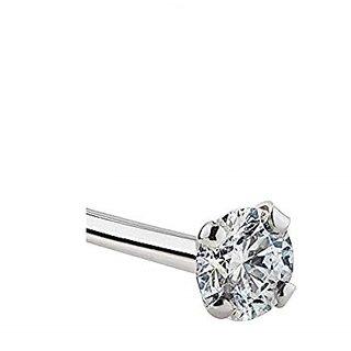 Buy Diamond Nose Pin Natural Certified Stone American Diamond