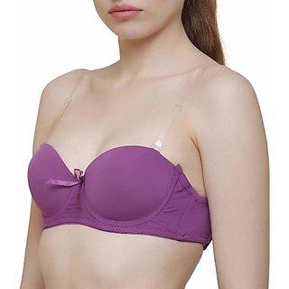 e949b043a339b Buy Wave Fashion Women s Strapless