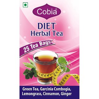 Cobia Diet(Slimming) Herbal tea 25 Tea bags