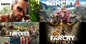 JBD FARCRY COMBO Action-adventure COMBO Offline  PC Game