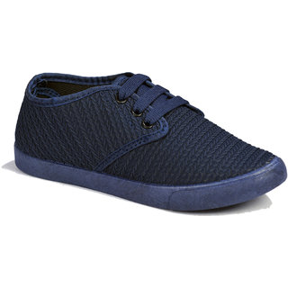Blue Sneakers for Kids