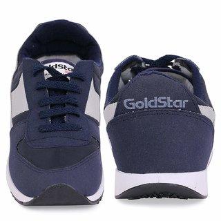 Goldstar Blue  Original Running Shoes For Mens