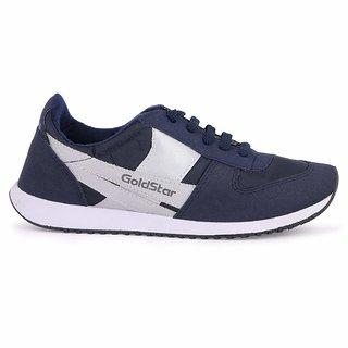 Goldstar Blue Original Running Shoes