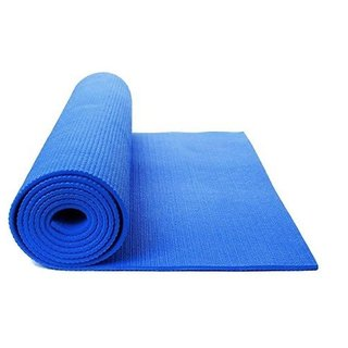 Fit Ultra Yoga Mat 4mm for Cardio Gym Exercises