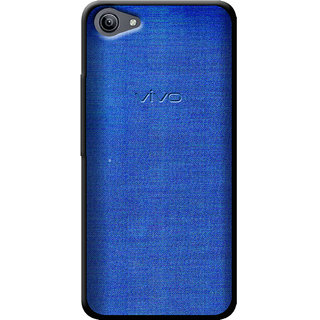 buy popular 038f2 ec4f0 Cellmate Fashion Case And Cover For Vivo Y81i - Blue