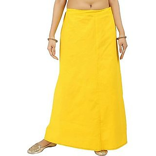 Ladies Inskirt Cotton and Color sustain - Best Quality