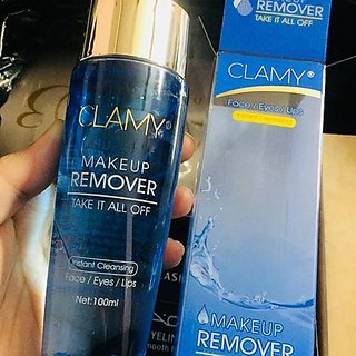 blushia Liquid Makeup Remover Take It All Off 100ml