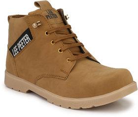 Lee Peeter Men's Tan Casual Boot