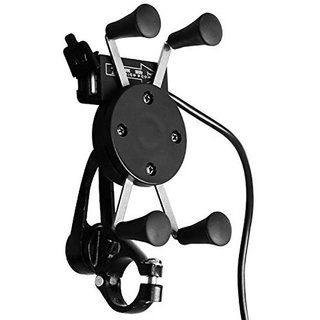 RA Bike Mobile Holder With USB Charger - All Bikes