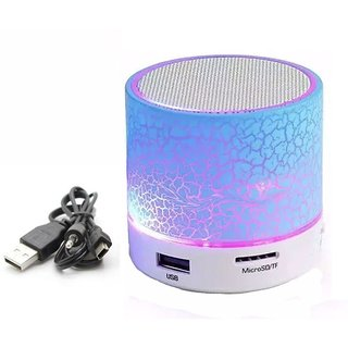 Portable Bluetooth Speaker S10 Mini Dancing Light
