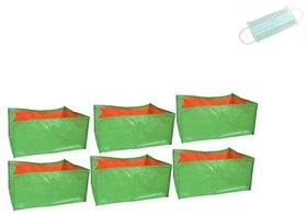 Grow Bag pack of 6