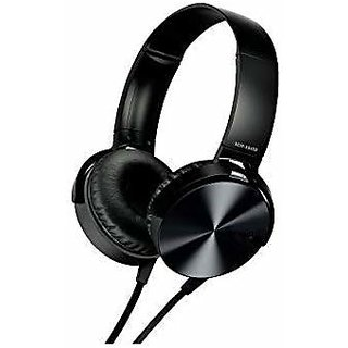 Vinimox XB 450Bt wired headphone with extra bass(color may vary)
