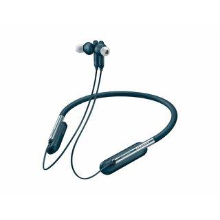 Samsung U Flex E0-BG950 Wireless Bluetooth Headset (Blue)