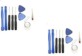 Aeoss 9Pcs Open Pry Screwdriver Repair Tool Kit Set For Apple Products