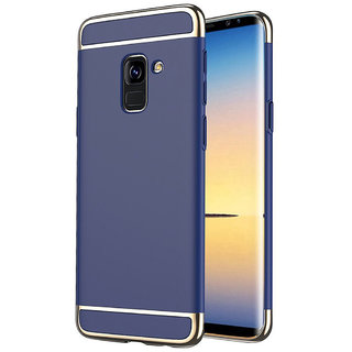 Imperium Luxury 3in1 Electroplated Hard PC Back (Matte Finish) Case Cover for Samsung   Galaxy J6