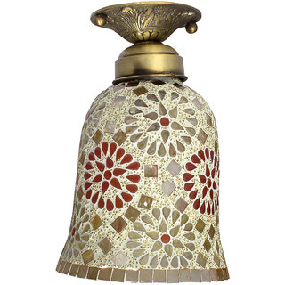 Fos Lighting Goblet Tilak Ceiling Light Fixture