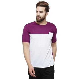523f9cffe8a Buy Rico Sordi Men s Multi color round pocket t-shirt 1 Online - Get ...