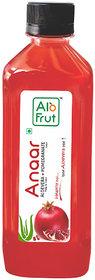Anaar Aloevera Juice 160ML - Pack of 15