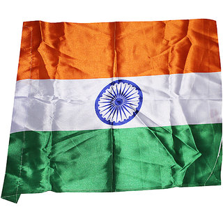 Kaku Fancy Dresses  Indian Flag 2030 Size For Kids Independence Day/Republic Day/School Annual function(2pc set)