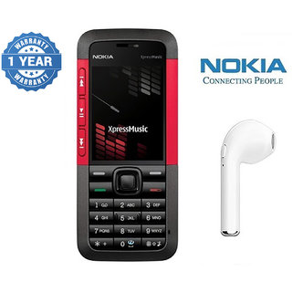 Nokia 5310 / Good Condition / Certified Pre Owned (1 Year Warranty) with HBQ Bluetooth