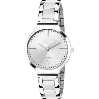 HRV W440-Silver Silver dial stainless steel professional watch for women Watch