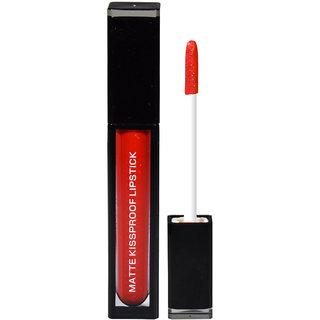 APK Matte Kissproof Lipstick PK36A-06 With Free Adbeni Kajal