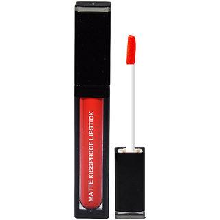APK Matte Kissproof Lipstick PK36A-08 With Free Adbeni Kajal