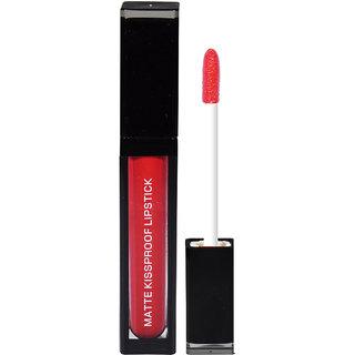 APK Matte Kissproof Lipstick PK36B-14 With Free Adbeni Kajal