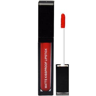 APK Matte Kissproof Lipstick PK36B-17 With Free Adbeni Kajal