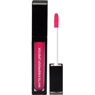 APK Matte Kissproof Lipstick PK36B-19 With Free Adbeni Kajal