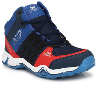 Real Blue Men's Running Shoes