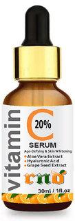 RND Vitamin C Serum 20 Grape Seed Extract Hyaluronic Acid Aloe Vera Extract 30ml