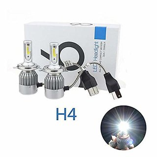 RA Accessories C6(H4) LED Headlight Conversion Kit For R15 and Honda CBR Lamp 6000k