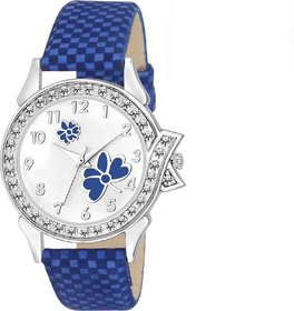 KDS Collection Blue Butterfly Attractive Ledies and Girls ,women Wrist Watch