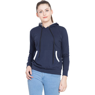 0eccbb96fd13c5 Buy DELUX LOOK Blue Casual Jackets For Women Online - Get 44% Off
