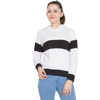 f7b680ba327fa3 Buy DELUX LOOK White Casual Jackets For Women Online - Get 44% Off