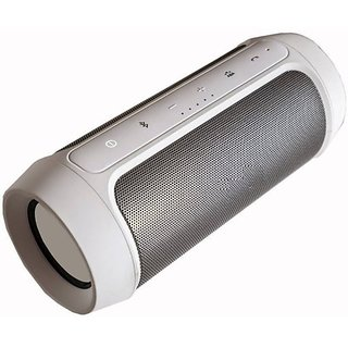 Charge 2 Bluetooth Speaker compatible for all smart phones( bluetooth speaker connected with AUX, Pen Drive  Memory Card also)