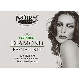Nature Essence Ravishing Mini Diamond Facial Kit, 52g