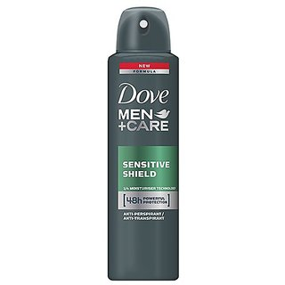 Dove Men+Care Antiperspirant Deodorant, Sensitive Shield, 150ml