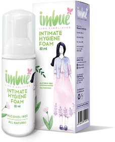 Imbue Natural Intimate Hygiene Foam