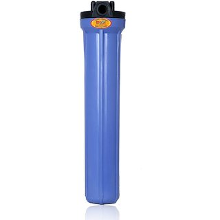 f70bfd05ef2 Orange Pre Filter Bowl 20 for commercial RO Water purifier 1 2 Connection  (Blue