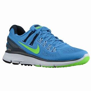 Nike Free 5.0 Blue Running Shoes