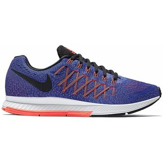 Nike Air Zoom Pegasus 32 Blue & Orange Running Shoes