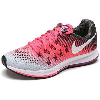 Nike Air Zoom Pegasus 33 Racer Pink Running Shoes