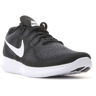 Nike Free RN 2017 Black Running Shoes