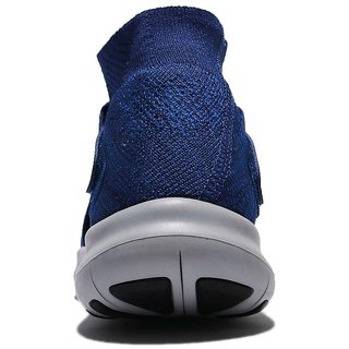 Nike Free RN Motion FK 2017 Binary Blue Running Shoes