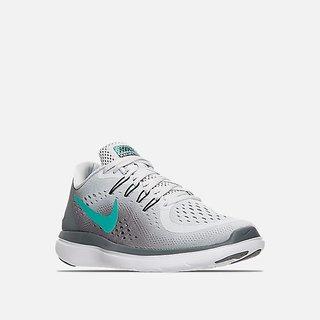 Nike Flex 2017 RN Pure Platinum Running Shoes