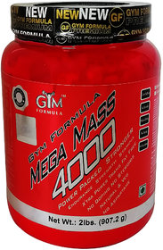 Gym Formula Mega Mass 4000 2lbs