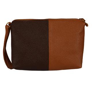 Kojar Women's Brown Sling bags