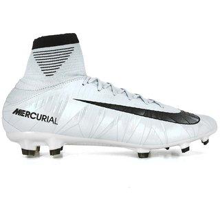 Nike Mercurial Veloce III DF CR7 FG Blue Tint Football Shoes